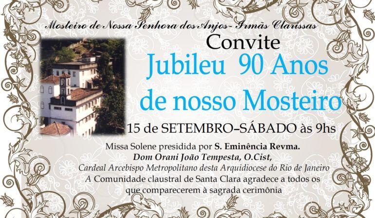90 Anos de Presença Clariana