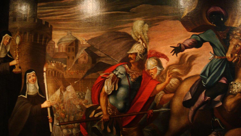 Clara de Assis e o ostensório – II