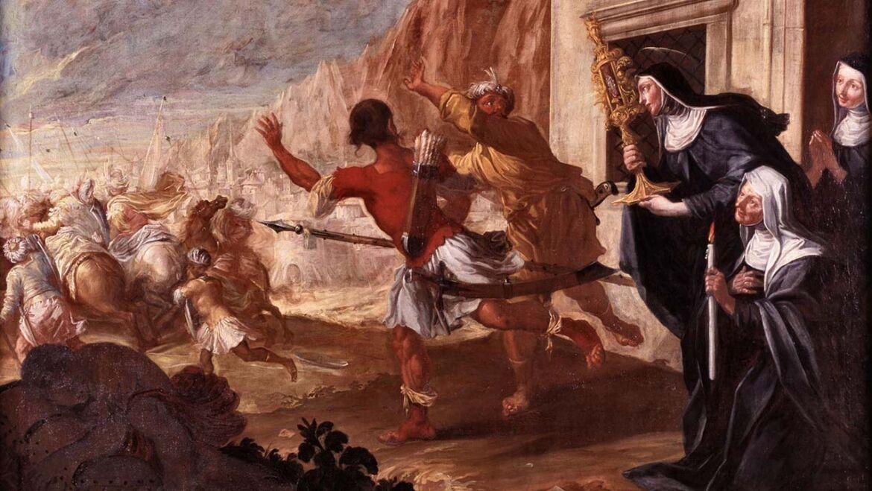 Clara de Assis e o ostensório – I