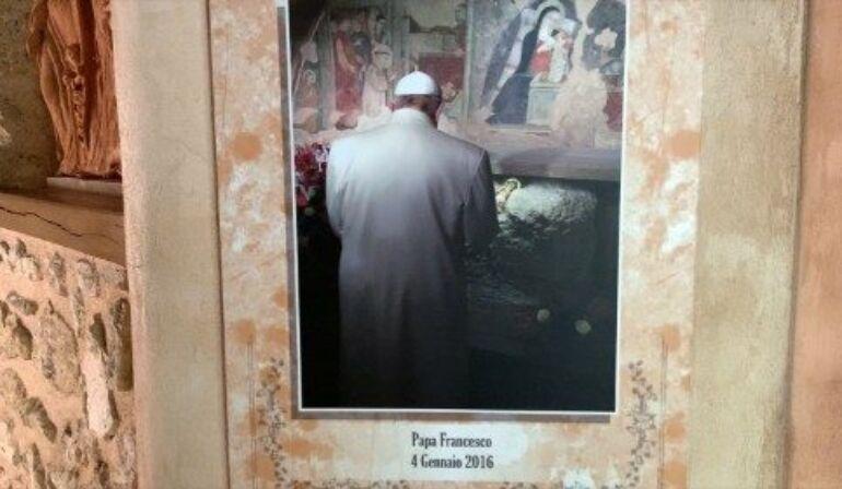 A Estrela e os pobres: cinco anos atrás, a visita de Francisco a Greccio